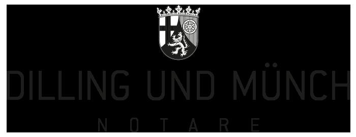 Logo der Notare Dilling und Münch in Oppenheim am Rhein